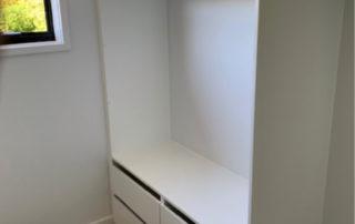 wardrobe white