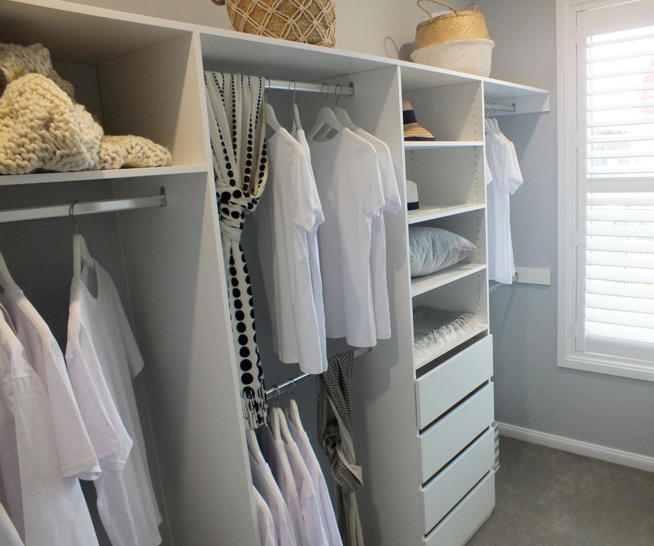 wardrobe fitouts